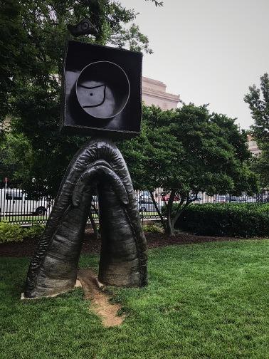Hirshhorn Sculpture Garden, Washington D.C.