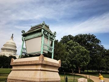 Capitol Building Lantern, Washington D.C.