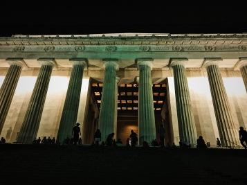 Lincoln Monument, Washington D.C.