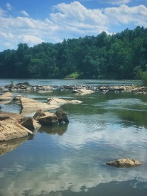 Broad River - Sumter National Forest Whitmire, S.C.