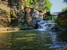 First Dam - Ithaca, NY